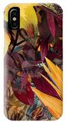 Floral Tiles IPhone Case