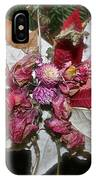 Floral Tree Ornament IPhone Case