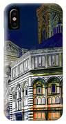 Florence Italy IPhone X Case
