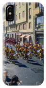 Florence Parade IPhone Case
