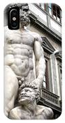 Florence Statue IPhone Case