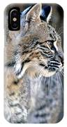 Florida Bobcat IPhone Case