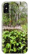 Florida Everglades IPhone Case