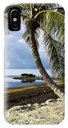 Florida Keys Beach IPhone Case