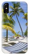 Florida Keys Wellness IPhone Case