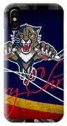Florida Panthers Christmas IPhone Case