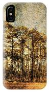 Florida Pine 4 IPhone Case