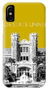Florida State University - Gold IPhone X Case