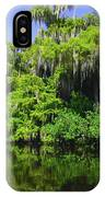 Florida Swamps IPhone Case