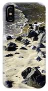Florida Town Beach IPhone Case