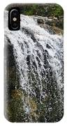 Florida Waterfall IPhone Case