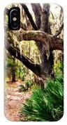 Florida Woods IPhone Case