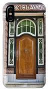 Florishaven Doorway IPhone Case