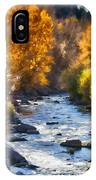 Flow V16 IPhone Case