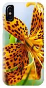 Flower 183 IPhone Case