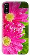 Flower 3 IPhone Case