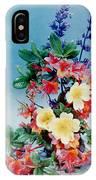 Flower Arrangement 1 IPhone Case