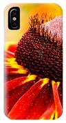 Black Eyed Susan Hybrid IPhone Case