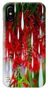 Flower Chandelier IPhone Case
