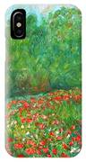 Flower Field IPhone Case