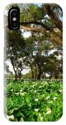 Flower Field - South Western Australia IPhone Case
