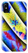 Flower Flux IPhone Case