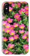 Flower Garden 36 IPhone Case