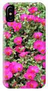 Flower Garden 38 IPhone Case