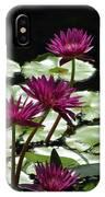Flower Garden 59 IPhone Case