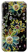 Flower Garden IPhone X Case