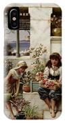 Flower Girls IPhone Case