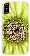 Flower Green IPhone Case