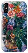 Flower Life IPhone Case