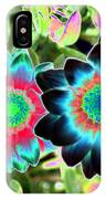 Flower Power 1449 IPhone Case