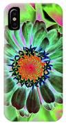 Flower Power 1454 IPhone Case