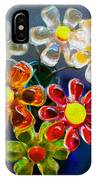 Flower Power Still Life IPhone Case