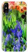 Flower Splash V IPhone Case