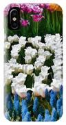 Flower Splash X IPhone Case