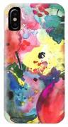Flower Symphony 03 IPhone Case