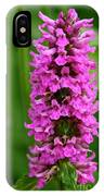 Flower Tower Tall IPhone Case