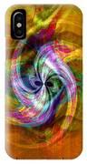 Flower Twist IPhone Case