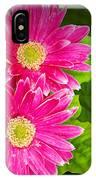 Flower1 IPhone Case