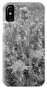 Flowered Field IPhone Case