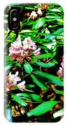 Flowered Tree IPhone Case