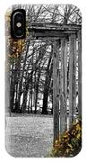 Flowering Archway IPhone Case
