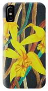 Flowers A Flame IPhone Case