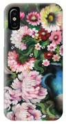 Flowers And Vase IPhone X Case