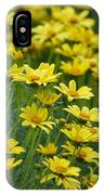 Flowers At The Gardens IPhone Case