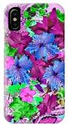 Flowers Designed Just For You IPhone X Case