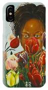 Flowers For You Mama IPhone Case